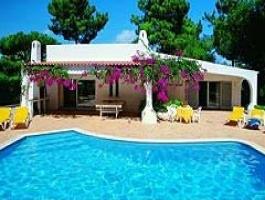 Albufeira holiday villa