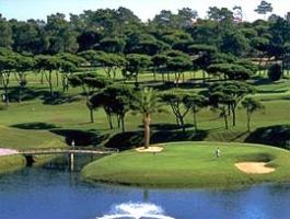 Golf course, Quinta do Lago