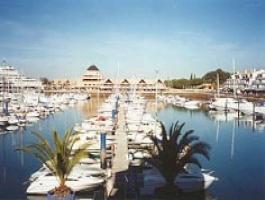 The marina, Vilamoura